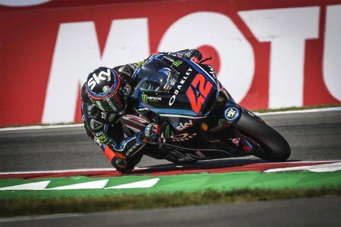 Bagnaia Dominasi Moto2 Assen 2018, Luar Biasanya Fabio danMarquez
