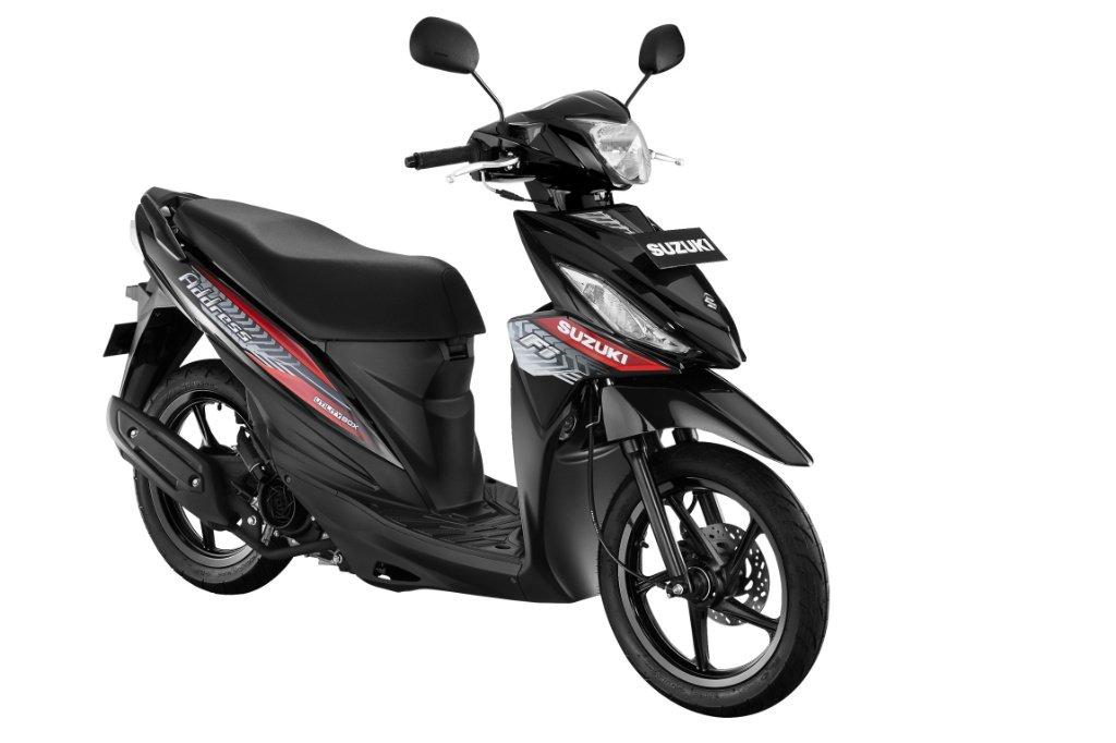 Suzuki Segarkan Tampilan Address FI. Tenang, Harga Tetap kokSob!