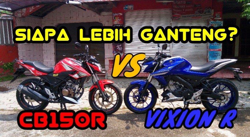 Data AISI Juni : Yamaha Vixion Unggul atas Honda CB150R. Simak Dulu DatanyaSam…!!!