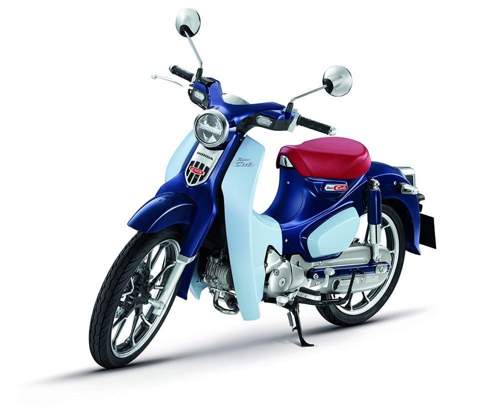 Sasar My Bike My Style, ini Harga Honda Supercub C125 yang Baru dirilisAHM
