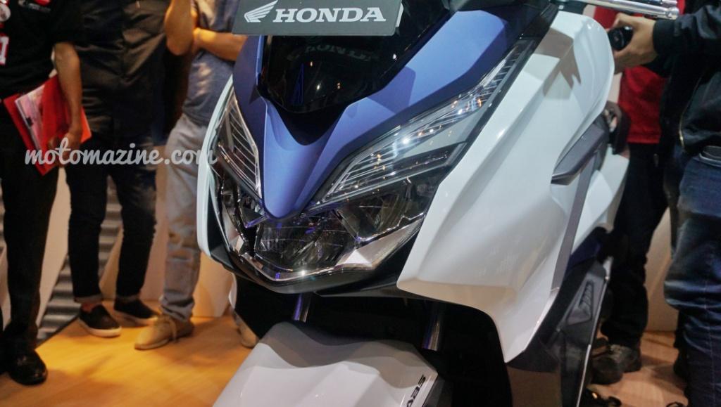Pesan Honda Forza Sekarang dapatnya baru Desember.Weladalah!