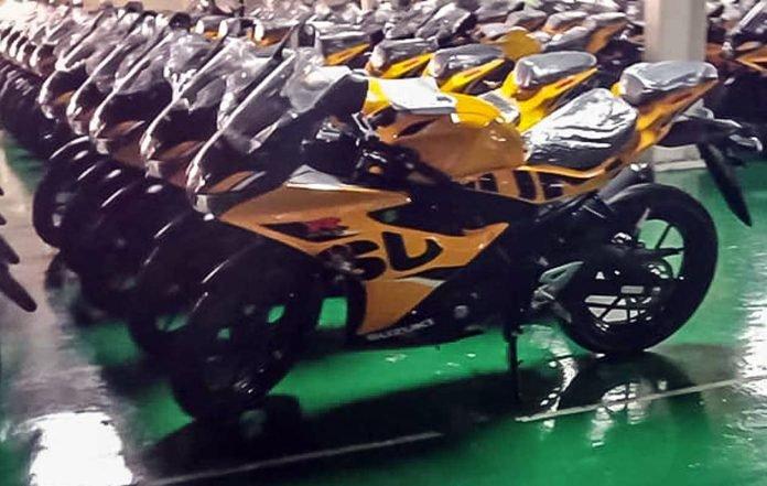 Suzuki Terus Beri Kejutan. Muncul 3 Warna Baru GSX-R150. Yang Kedua Jan BikinNgiler