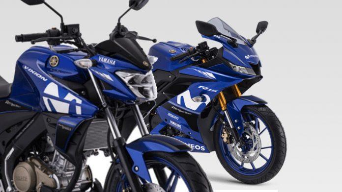 Yamaha Hadirkan R15 dan Vixion Special Livery Movistar 2018. Simak WujudnyaSam!